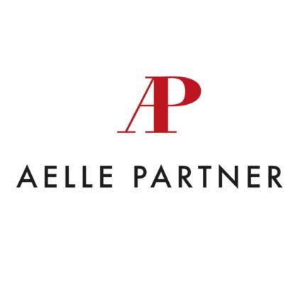 AELLE PARTNER - Création logo promoteur immobilier DreamPix communication Antibes