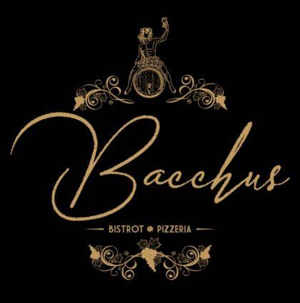Création logo restaurant Le Bacchus Antibes - Dreampix communication Antibes - Dreampix Antibes