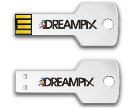 Clé USB personnalisée - objet publicitaire DreamPix communication