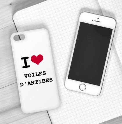 Coque Iphone - objets publicitaire DreamPix communication