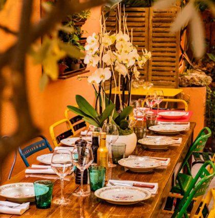 Shooting photo restaurant La Guinguette - Dreampix Antibes
