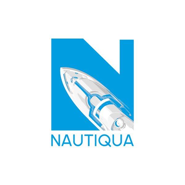 Nautiqua - Création logo et identité visuelle par Dreampix communication à Antibes