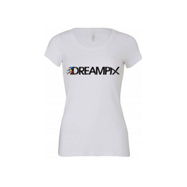 T-shirt femme personnalisé - objet publicitaire DreamPix communication