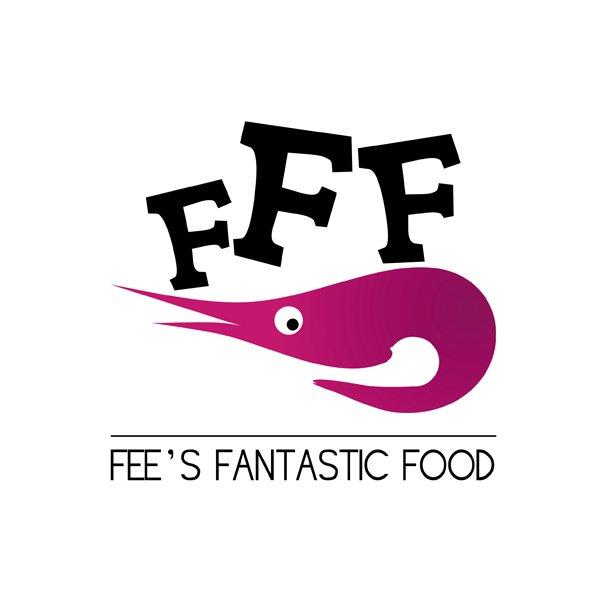 Création de logo et identité visuelle Fee's Fantastic Food - Dreampix communication Antibes