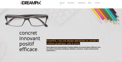 Site www.dreampix.fr