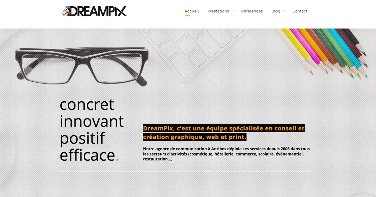 Bienvenue sur notre site www.dreampix.fr !