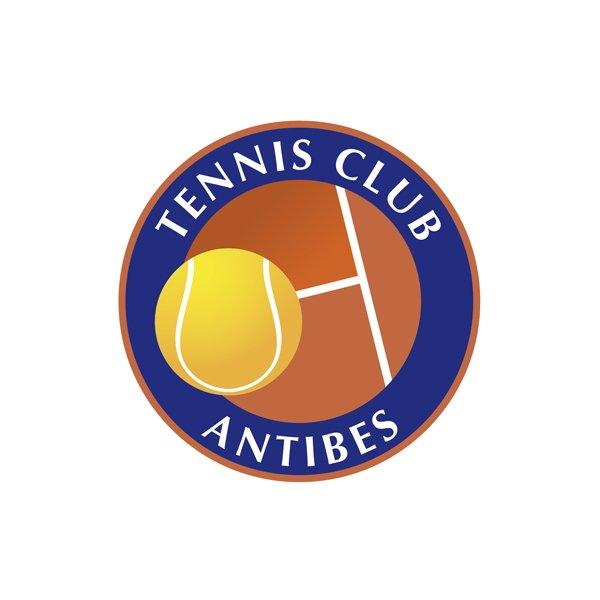 Création de logo et identité visuelle Tennis Club Antibes - Dreampix communication Antibes