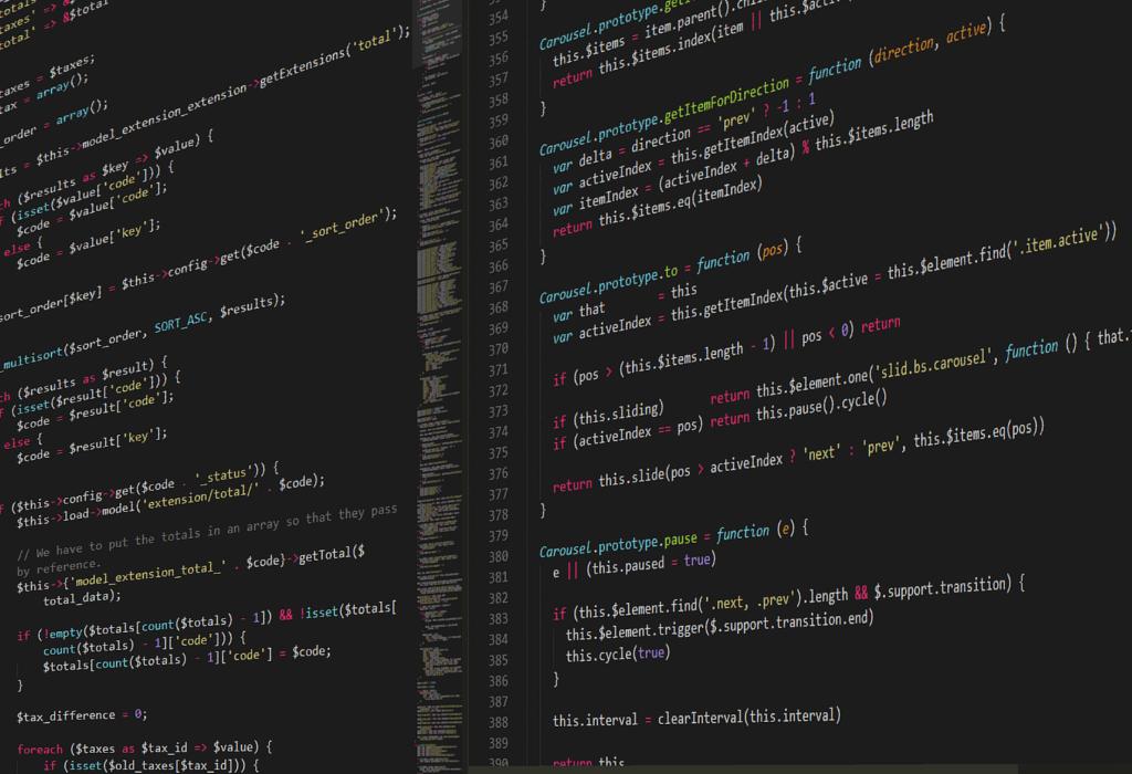 Codes PHP et JavaScript