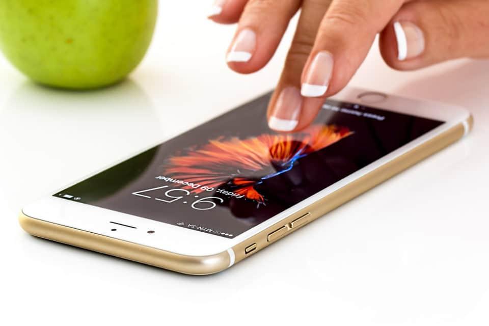 Smartphone et object connectés