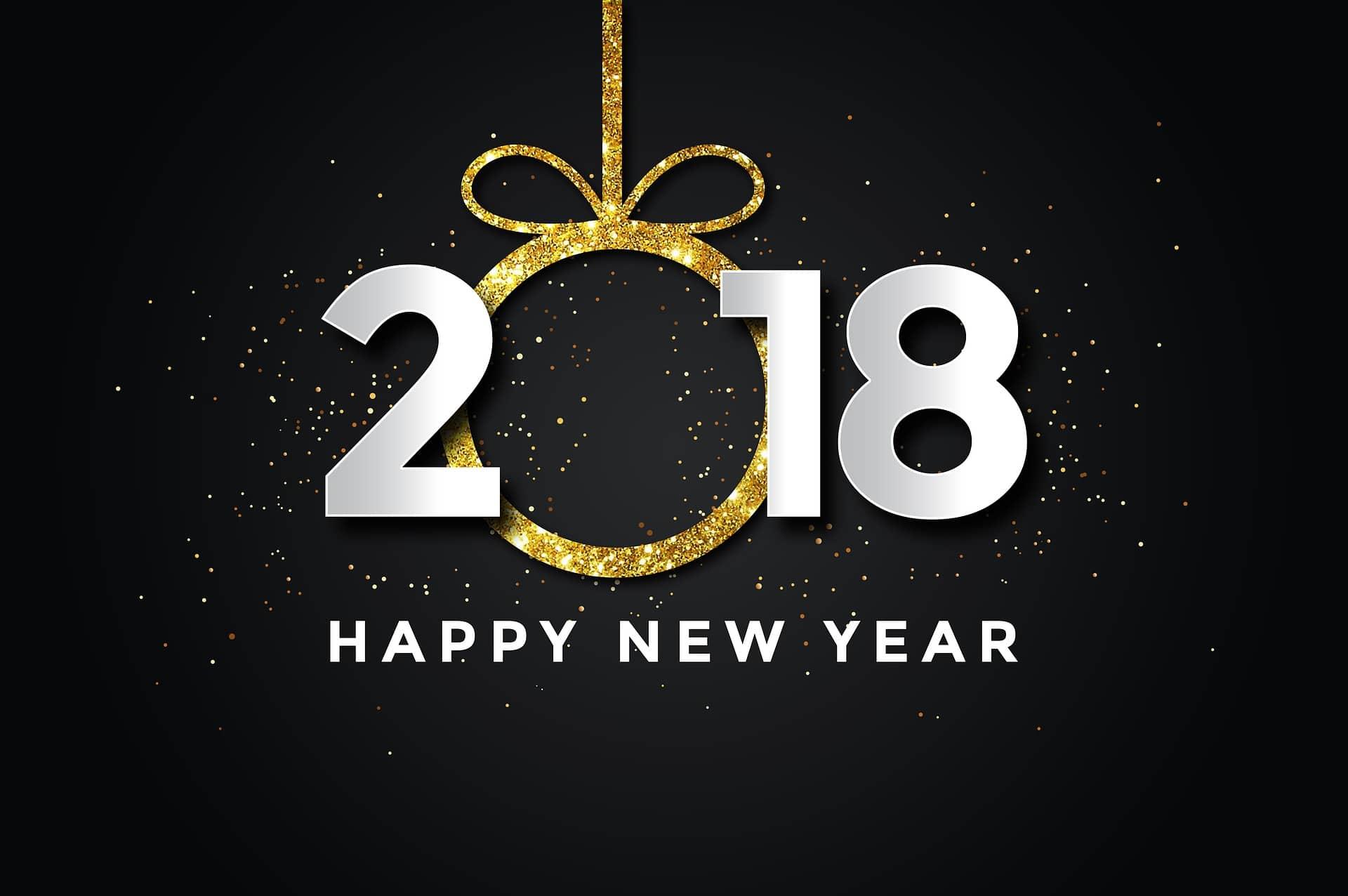 DreamPix vous souhaite une merveilleuse année 2018 !