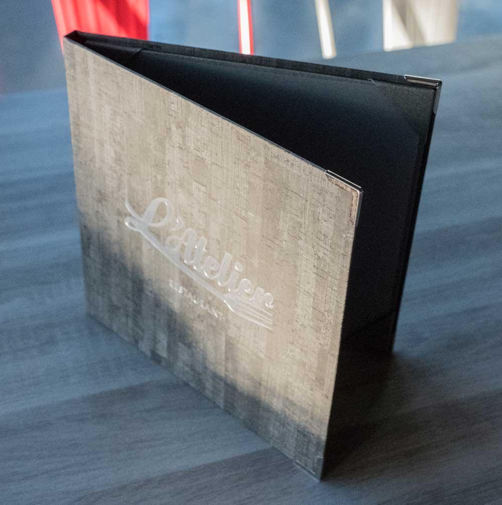 L'Atelier, Restaurant à Mougins, fait confiance à DreamPix communication à Antibes !