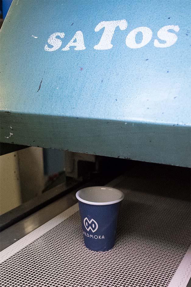 Sérigraphie à Antibes - Tasses personnalisées