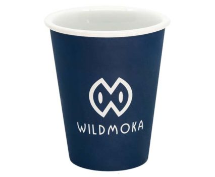 Sérigraphie tasse Wildmoka - DreamPix communication Antibes