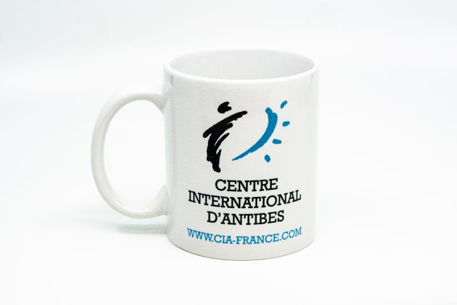 Et voici les jolis mugs du CIA by DreamPix !