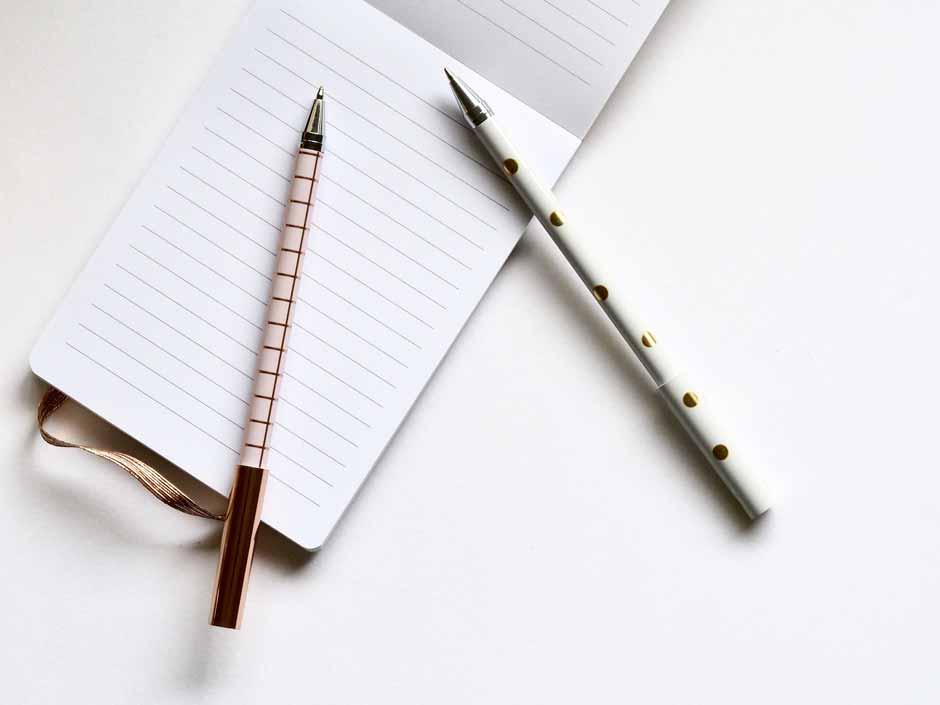 Papier notes