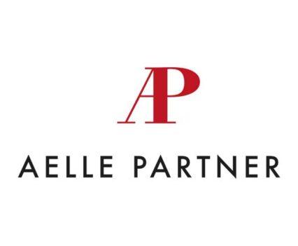 Création logo promoteur immobilier Aelle Partner - DreamPix communication Antibes