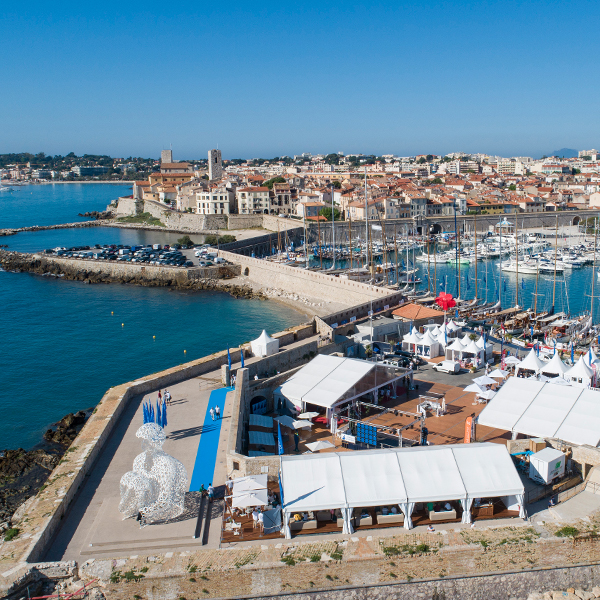 Photographie drone Antibes - DreamPix communication