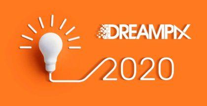 Dreampix vous souhaite une bonne année 2020