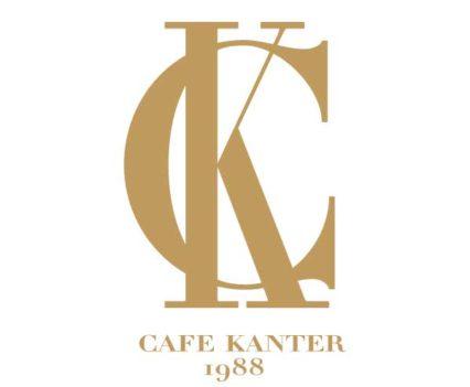 Création logo restaurant Le Café Kanter Antibes – DreamPix communication Antibes